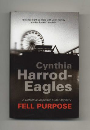 Fell Purpose - 1st UK Edition/1st Impression