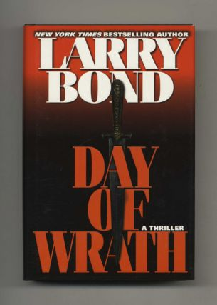 Day of Wrath - 1st Edition/1st Printing