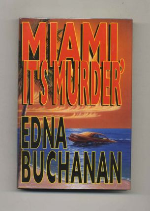 Miami, It's Murder - 1st Edition/1st Printing