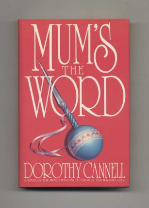 Mum's The Word - 1st Edition/1st Printing