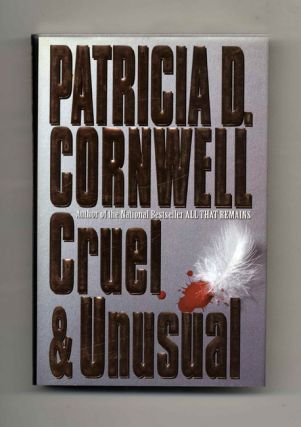Cruel & Unusual - 1st Edition/1st Printing