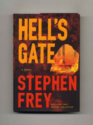 Hell's Gate - 1st Edition/1st Printing