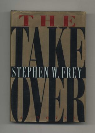 The Takeover - 1st Edition/1st Printing