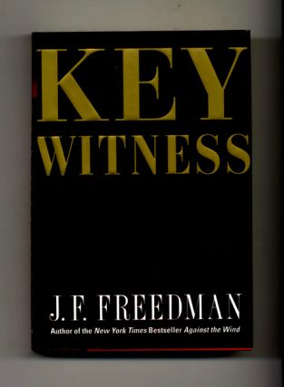 Key Witness - 1st Edition/1st Printing