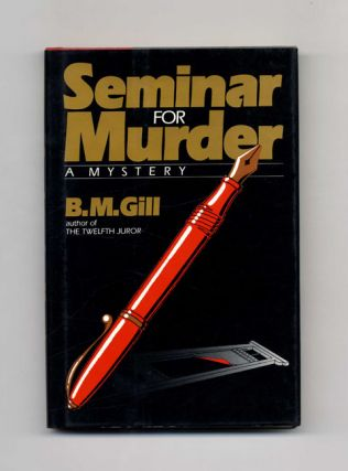 Seminar for Murder - 1st US Edition/1st Printing