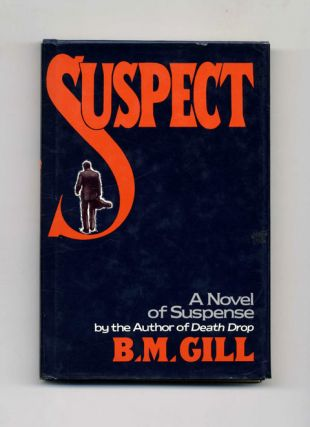 Suspect - 1st Edition/1st Printing