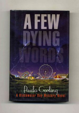 A Few Dying Words - 1st US Edition/1st Printing