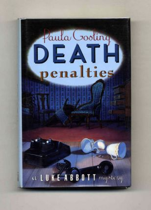 Death Penalties - 1st US Edition/1st Printing