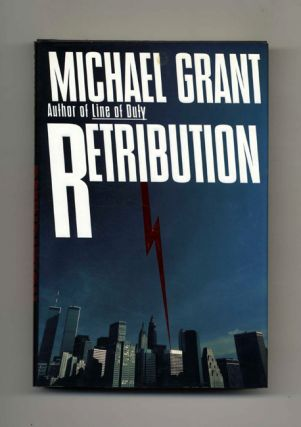 Retribution - 1st Edition/1st Printing
