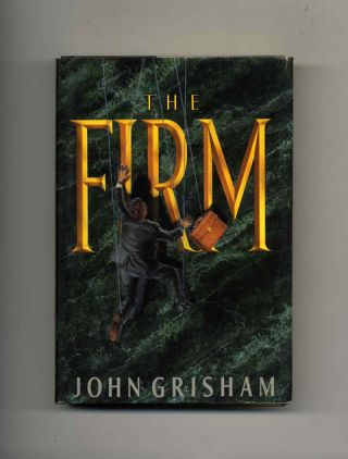 The Firm - 1st Edition/1st Printing