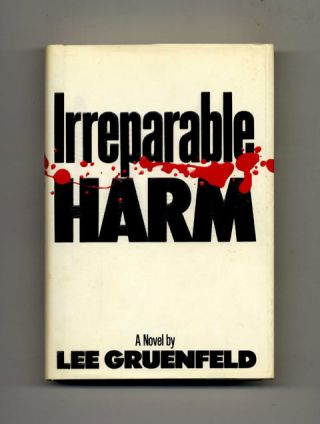 Irreparable Harm -1st Edition/1st Printing