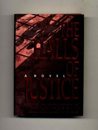 The Halls of Justice -1st Edition/1st Printing