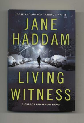 Living Witness - 1st Edition/1st Printing