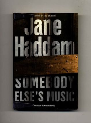 Somebody Else's Music -1st Edition/1st Printing