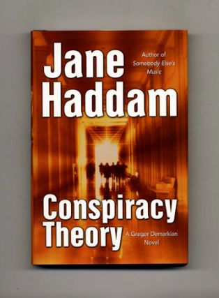 Conspiracy Theory -1st Edition/1st Printing