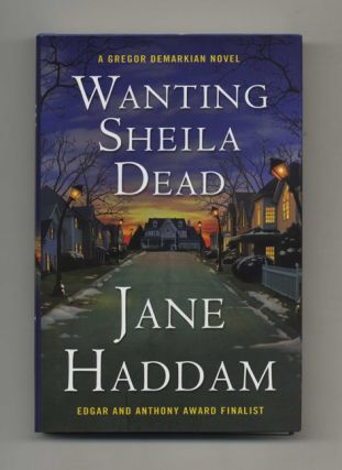 Wanting Sheila Dead - 1st Edition/1st Printing
