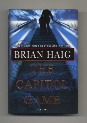 The Capitol Game - 1st Edition/1st Printing