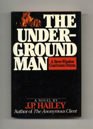 The Underground Man - 1st Edition/1st Printing