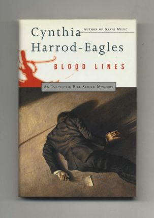 Blood Lines - 1st US Edition/1st Printing