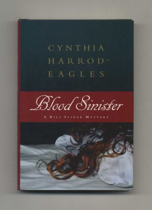 Blood Sinister - 1st US Edition/1st Printing