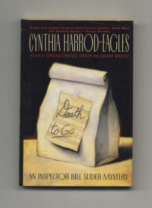Death to Go - 1st US Edition/1st Printing