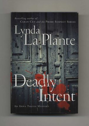 Deadly Intent - 1st US Edition/1st Printing