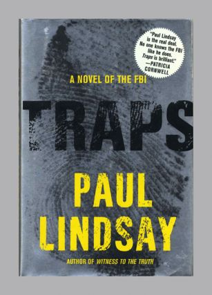 Traps: A Novel of the FBI - 1st Edition/1st Printing