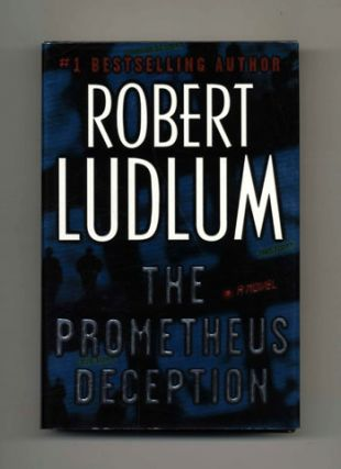 The Prometheus Deception - 1st Edition/1st Printing