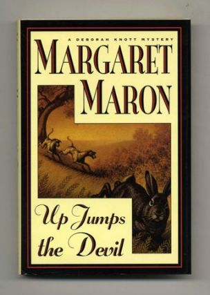 Up Jumps The Devil - 1st Edition/1st Printing. Margaret Maron