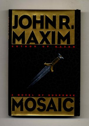 Mosaic: A Novel of Suspense - 1st Edition/1st Printing