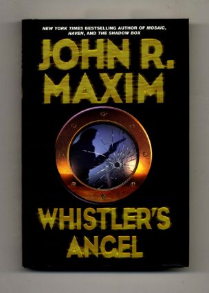 Whistler's Angel - 1st Edition/1st Printing