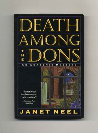 Death Among The Dons - 1st Edition/1st Printing