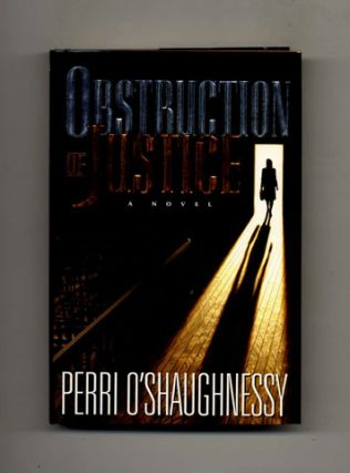 Objstruction of Justice -1st Edition/1st Printing
