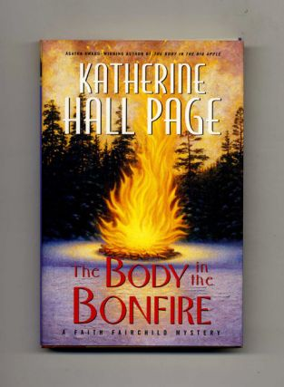The Body in the Bonfire -1st Edition/1st Printing