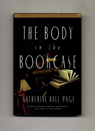 The Body in the Bookcase -1st Edition/1st Printing