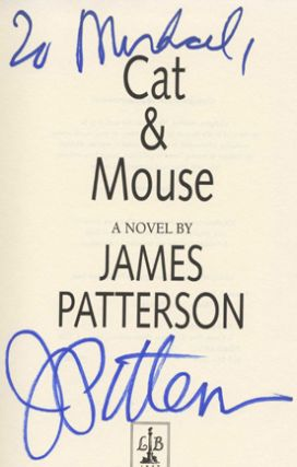Cat and Mouse -1st Edition/1st Printing