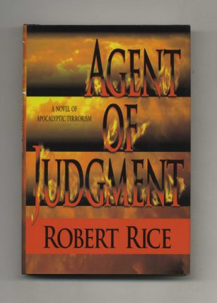 Agent of Judgment - 1st Edition/1st Printing