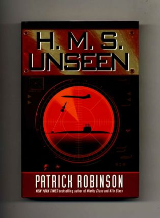 H.M.S. Unseen -1st Edition/1st Printing