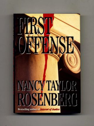 First Offense - 1st Edition/1st Printing