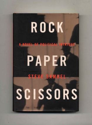 Rock, Paper, Scissors - 1st Edition/1st Printing