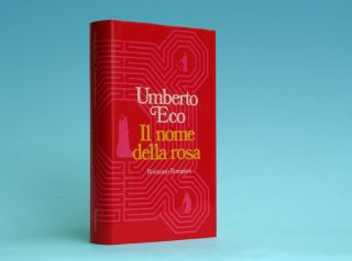 Il Nome Della Rosa [The Name of the Rose] - 1st Edition/1st Printing. Umberto Eco.
