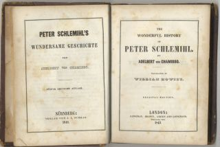 The Wonderful History Of Peter Schlemihl. Adelbert Von Chamisso, William Howitt
