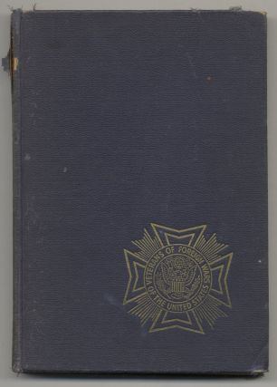 Veterans Of Foreign Wars Of The United States Edition Pictorial History Of The Second World War....