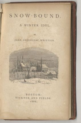 Snowbound, A Winter Idyl