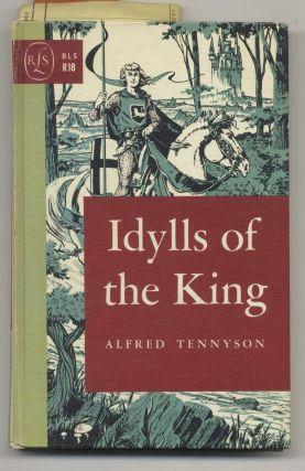 Selected Idylls Of The King. Alfred Tennyson