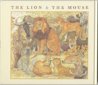 The Lion & The Mouse First Edition/first Printing