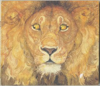 The Lion & The Mouse First Edition/first Printing. Jerry Pinkney