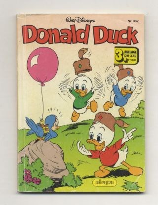 Donald Duck - 1st Edition/1st Printing. Walt Disney