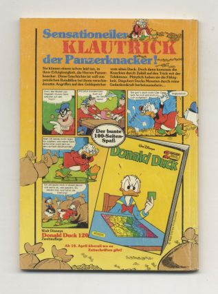 Donald Duck - 1st Edition/1st Printing