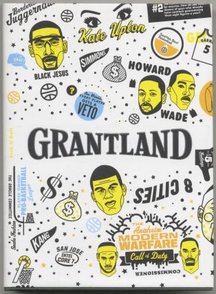 Grantland Quarterly, Volume 2. Bill Simmons
